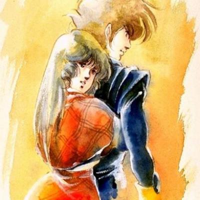 Hikaru et Minmay
