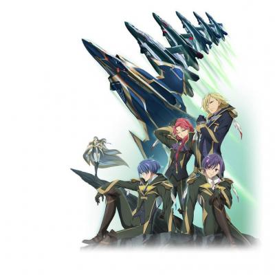 macross delta - Aerial Knights