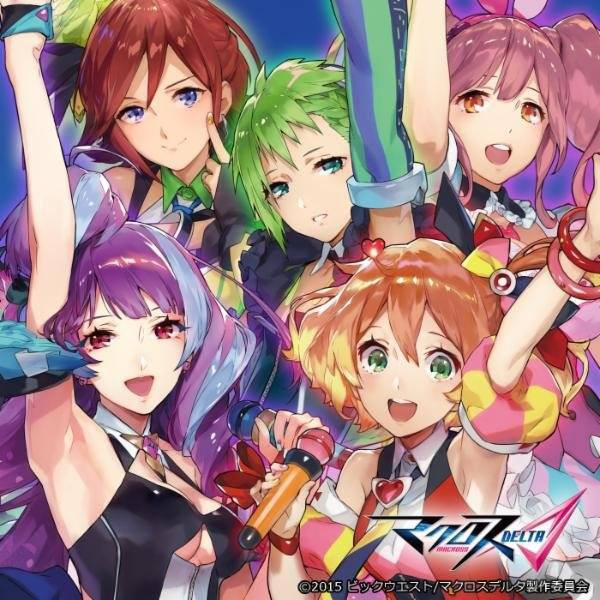 macross delta - Walkure (1)