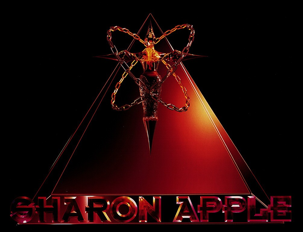 Sharon Apple logo