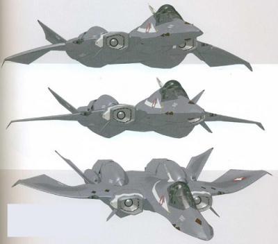 VF-22 wing