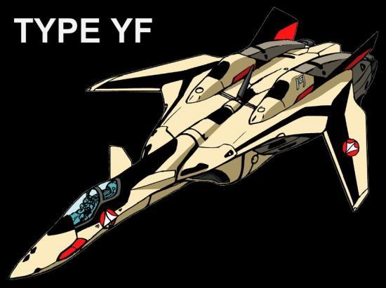 TYPE YF