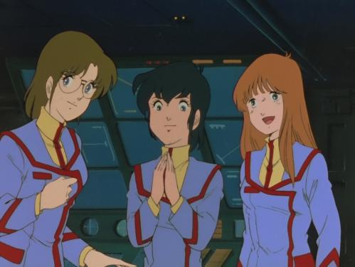 Bridge girl macross