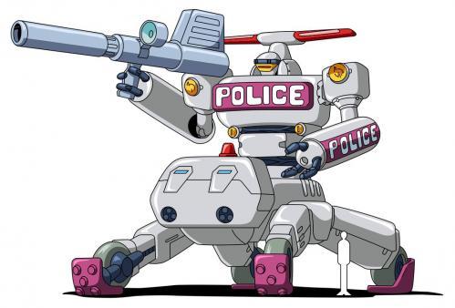 City police patroid patroid