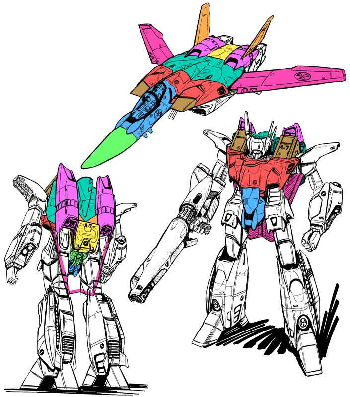 Colorcode vf-3000