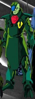Commander zentradi