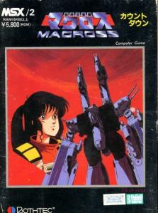 Macross countdown cover