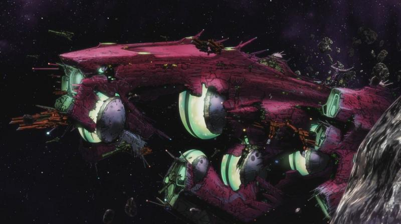 Macross galaxy