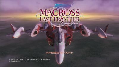 Macross last frontier