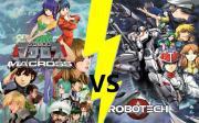 Macross vs robotech 1