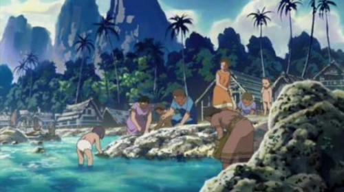 mayan island macross zero