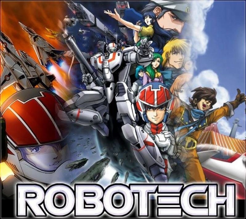 Robotech macross la saga