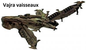 Type vajra vaisseaux
