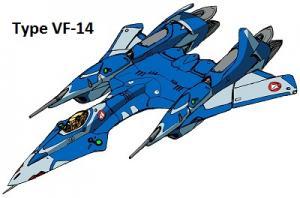Type vf 14