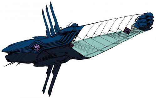 Varauta highspeedraidingspacecruiser gigile