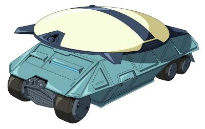 Vehicule de combat de l unf