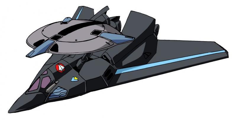 Vf 17d radome fighter