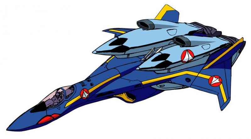 Vf 19s superbooster fighter