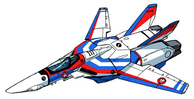 Vf 1a angelbird fighter