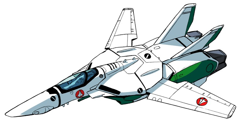 Vf 1a unguard fighter