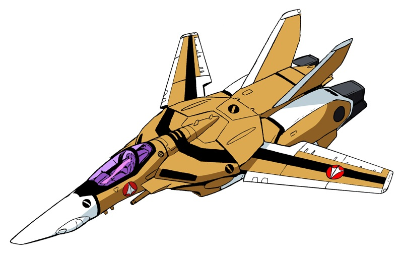 Vf 1x plus fighter 1