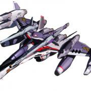 Vf 25f tornado space fighter 1