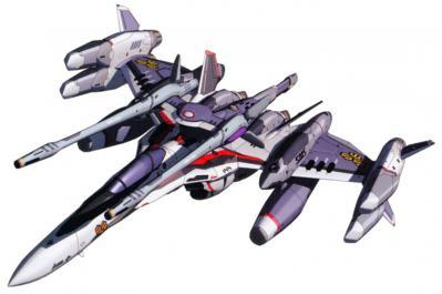 Vf 25f tornado space fighter