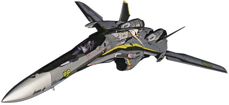Vf 25s fighter