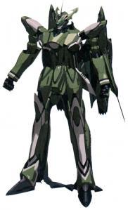Vf 27 green battroid