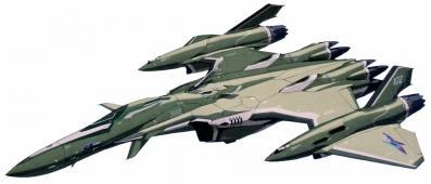 Vf 27 green fighter