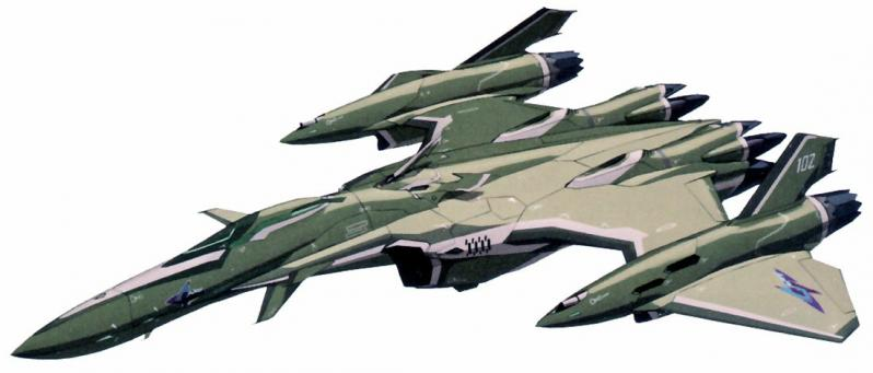 Vf 27 green fighter