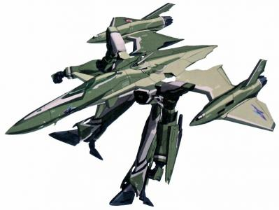 Vf 27 green gerwalk