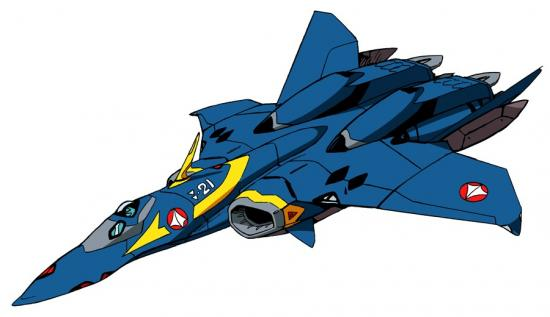 YF-21 fastpack