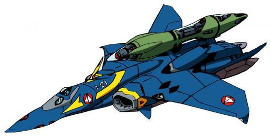 yf-21 foldbooster