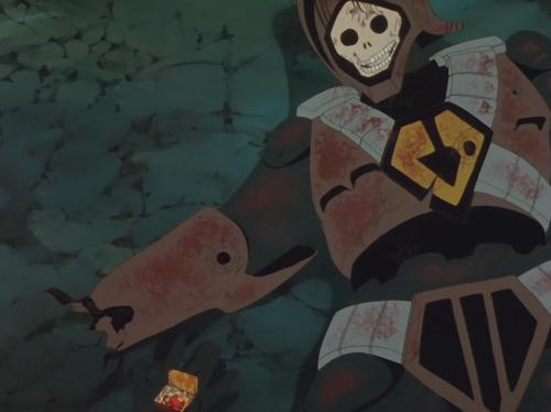 Zentradi dead